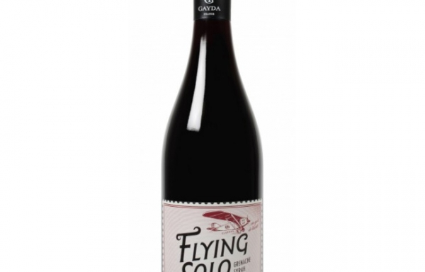 Domaine Gayda Flying Solo Grenache Syrah